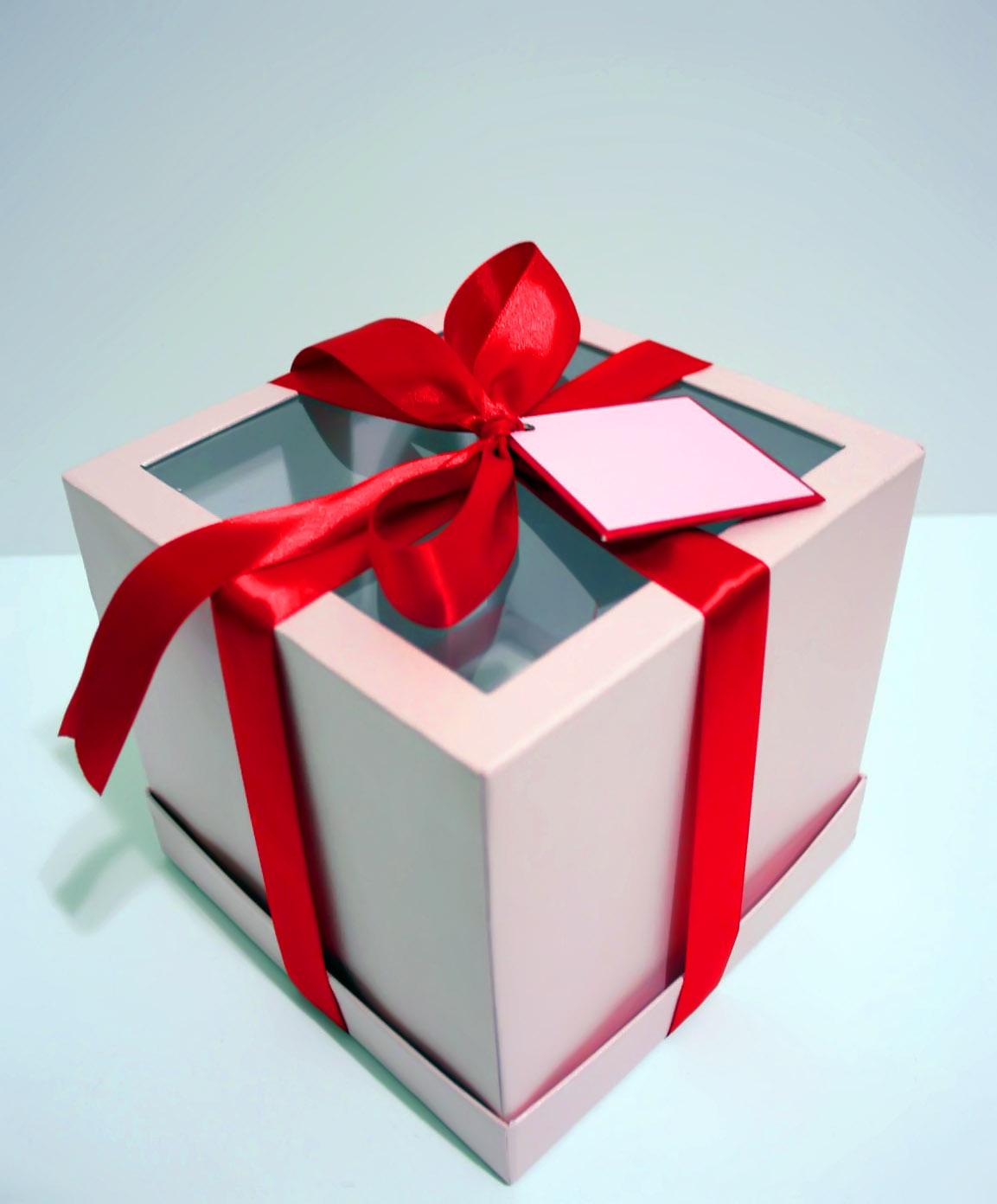 Как красиво упаковать торт в подарок