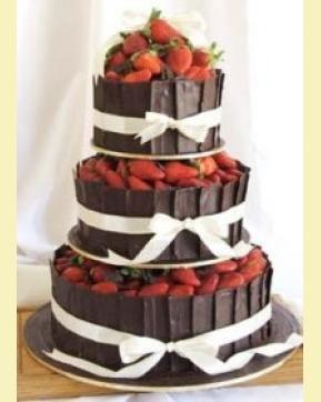 Как сделать шоколадную ленту для торта - Kviv-avto.ru