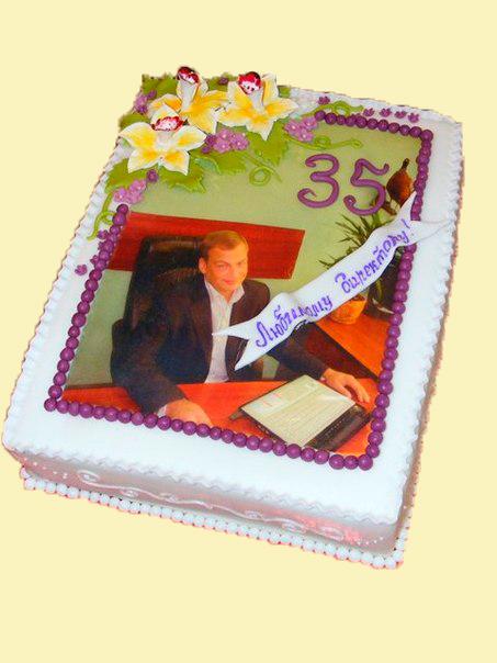 Фото торт мужчине в подарок