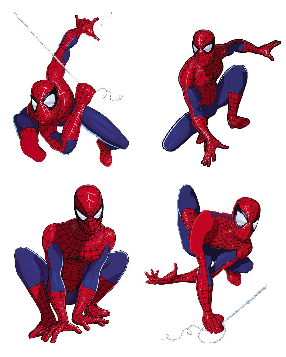 Человек паук картинки для детей 2