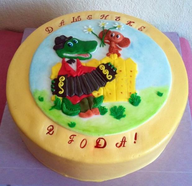 Чебурашка торт с фотографиями