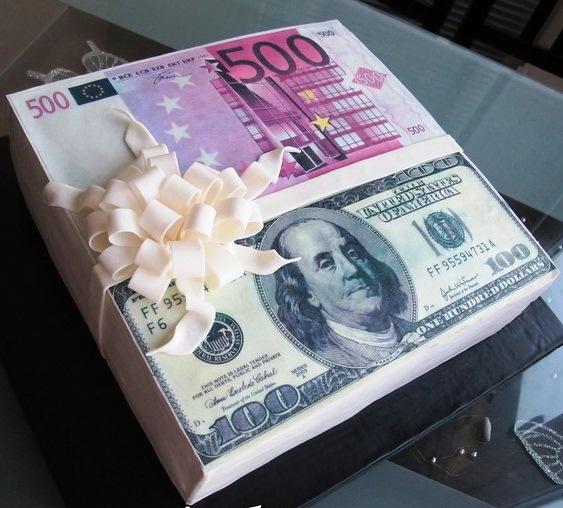 Торт Кейс с деньгами пошаговый рецепт с фотографиями 60
